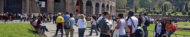 Limousine tours in Rome